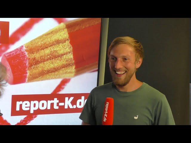 YouTube: Kommunalwahl 2020: Christian Achtelik, Volt