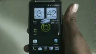 Blackout ICS Incredible v3  fully working ics for Desire HD/Inspire 4G