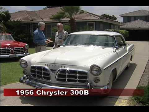 1956 Chrysler 300B  YouTube