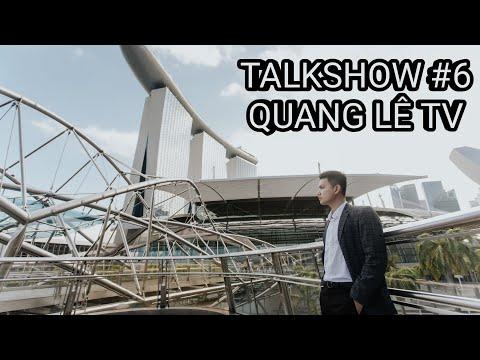 CÔ GÁI TỚI TỪ LONDON UK | TALKSHOW #6 | Quang Lê TV