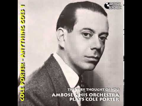 Ambrose & His Orchestra (w/ Anne Shelton) - Begin the Beguine