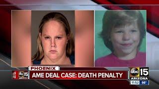 Sammantha Allen sentenced to death penalty