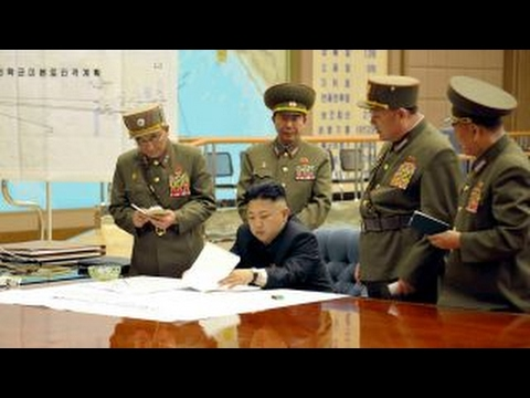 Thumbnail: North Korea warns a 'thermonuclear' war could be under way