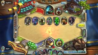 Hearthstone is a game of skill. #OUTPLAYED #GOTEM