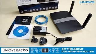 Thiết bị phát sóng Wi-Fi Linksys EA6350