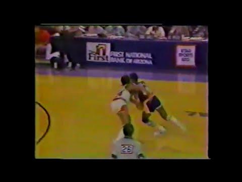 Dennis Johnson & Walter Davis - Phoenix Suns (1980)