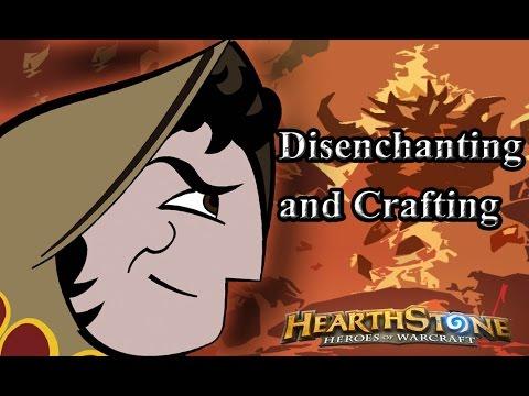 Hearthstone Free Crafting