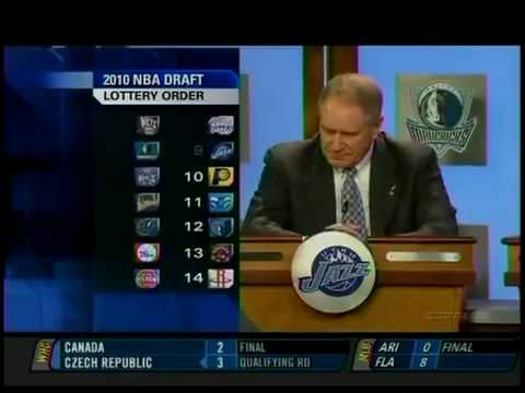 2010 NBA Draft Lottery