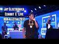 Capture de la vidéo Jay Electronica Performs Exhibit C Live At 2017 Nba All Star Weekend