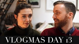 THE OEDIPUS COMPLEX DOMESTIC | VLOGMAS DAY 12 | THE MICHALAKS