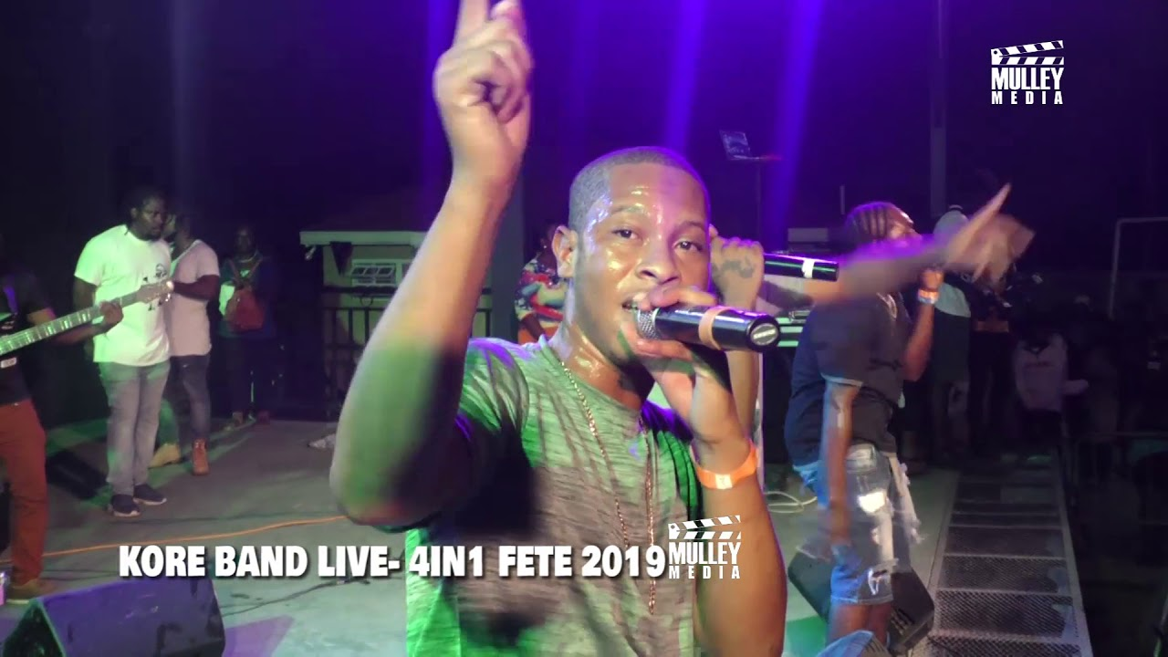 Download KORE BAND LIVE AT 4IN1 FETE 2019