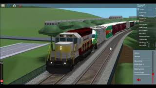 Freight Canadian Pacific in Roblox Toronto