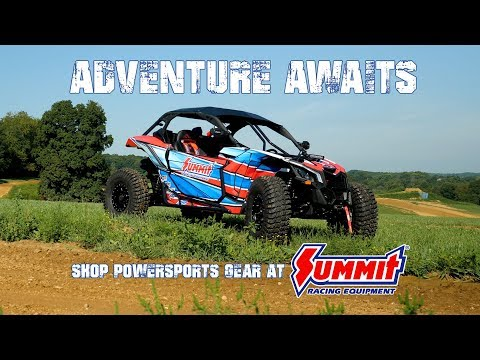 Summit Racing Can-Am X3 Project Part 3: Exterior Accessories