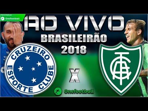 Cruzeiro 3x1 América-MG | Brasileirão 2018 | Parciais Cartola FC | 13ª Rodada | 19/07/2018