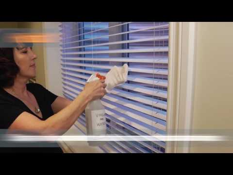3 Home Hack Ways To Clean Window Blinds