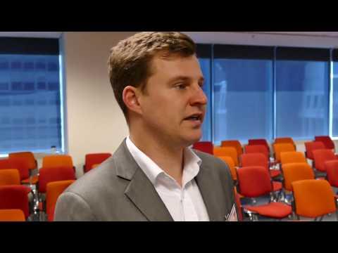 Alibaba in Australia: James Hudson of Alibaba in conversation with Robert Dunne of Savills