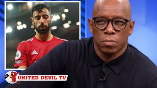 Ian Wright demands law change which could upset Man Utd star Bruno Fernandes - news today