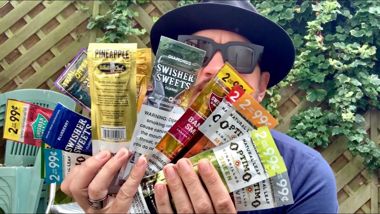 Gas Station Cigars Texas Sized Haul Swisher Sweets Optimo White Owl Cigarillos Youtube