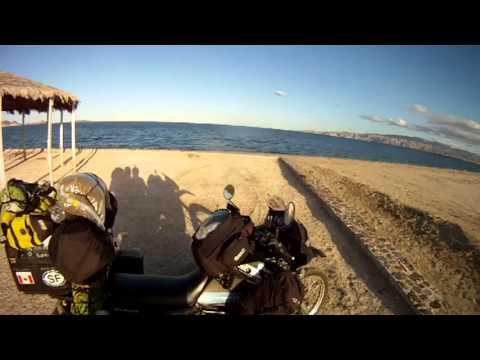 24 Around the world adventure Baja Mexico, Ensenada to Nuevo Guerrero Jan 7-14, 2013.MOV