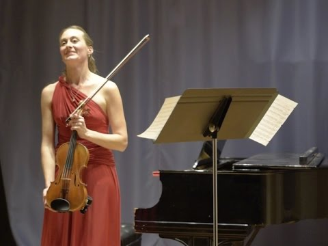 Claudia Schaer plays Näcken, by Matthew Peterson