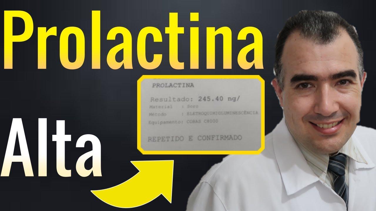 prolactina alta pode ser stress