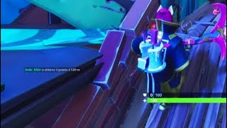 * WORLD RECORD * I PUT A BASKET AT 549 METERS (BASKETBALL) ON FORTNITE BATTLE ROYAL