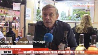 Le 18:18 - Marseille : vins et plats provençaux en vedette au parc Chanot à l'occasion du Savim