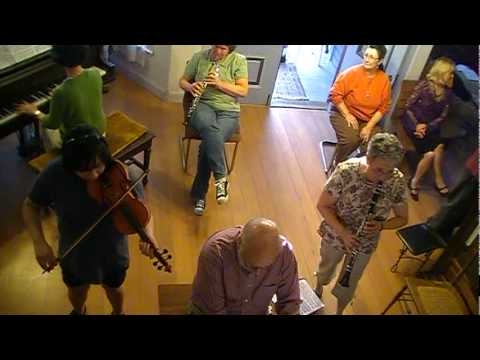 Ragtime Party -- Memories of You (Eubie Blake)