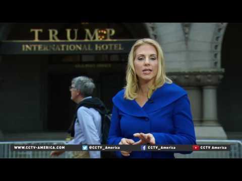 President-elect Trump taps longtime Wall Street executive as treasury secretary