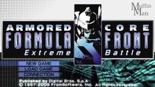 Armored Core Formula Front Extreme Battle PSP Gameplay HD