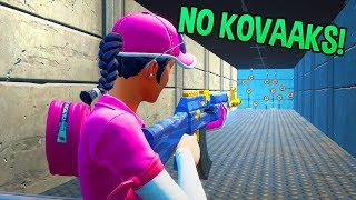 Fortnite Creative ADVANCED MILITARY AIM TRAINER! (Beginner-Pro)