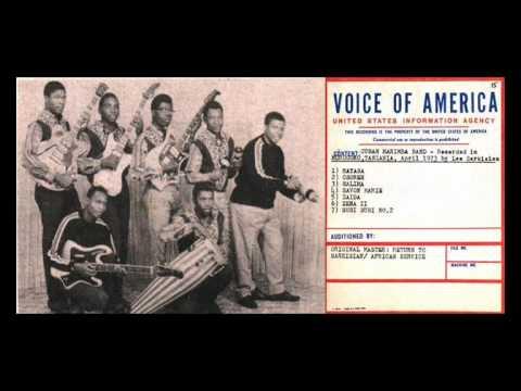 Cuban Marimba Band : Zaida