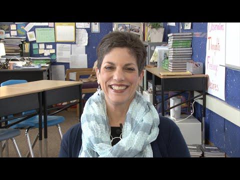 Meet RCSD: Michelle Griffith- Garfield