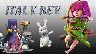 Clash of Clans | Guerre Tra Clan: ITALY REV