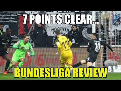 Frankfurt 1-1 Dortmund, Bayer Leverkusen 3-1 Bayern Munich Post Match Reaction | Bundesliga Review