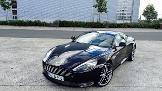 #DRIVEN - (Pilotfilm) Aston Martin DB9 Coupé Touchtronic by Auto-Zitzmann - Short Ride [POV-Style]