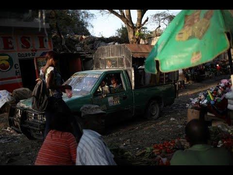 Daily life in Haiti | NCB