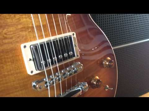 KaL MichaeL talks about his Gibson Les Paul Standard 2014 120th Anniversary