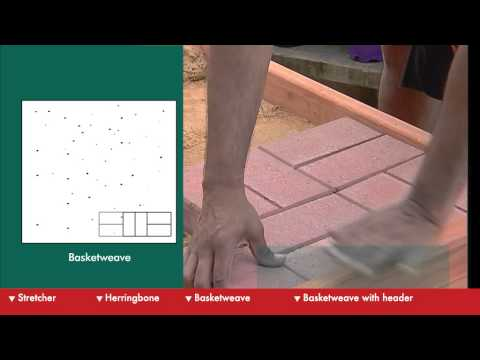 How To Choose Paving Patterns - DIY At Bunnings