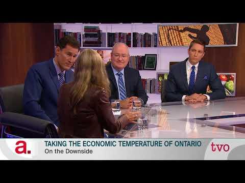 Taking the Economic Temperature of Ontario