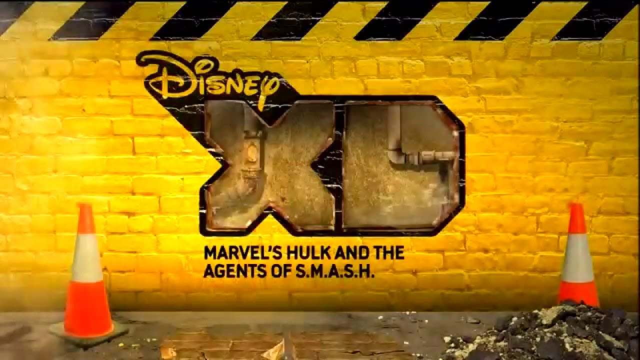 Disney Xd Bumpers 1 : Hulk and the agents of s m a h disney xd
