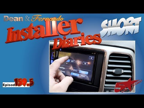 Dodge Jeep Chrysler dash kits suck installer Diaries short 159.5