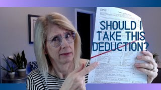 How do tax deductions work? Tax deductions explained.