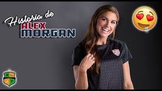 La historia de Alex Morgan