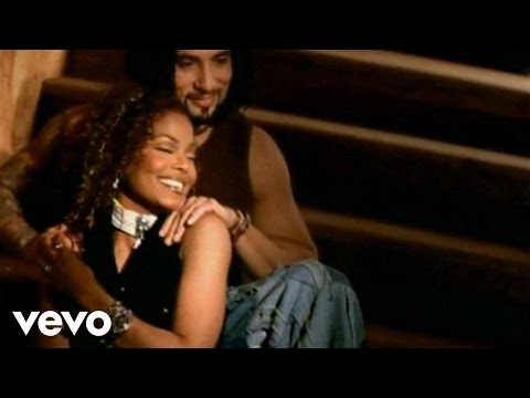 Janet Jackson - That's The Way Love Goes (Official Music Video)