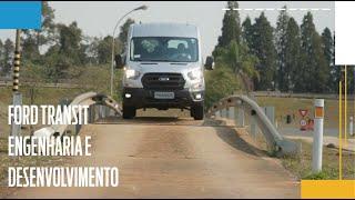Ford Transit enfrenta maratona de 1 milhão de quilômetros para o lançamento no Brasil