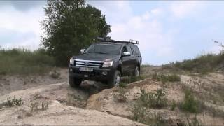 Ford Ranger 2012 by Taubenreuther