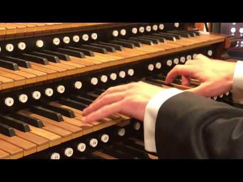The Rejoicing from Fireworks Suite by G. F. Handel (Hauptwerk Organ)