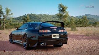 Forza Horizon 3| 1,000Hp TOYOTA SUPRA RZ [Street Build]