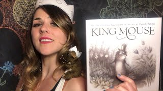 King Mouse by Cary Fagan - read by Lolly Hopwood